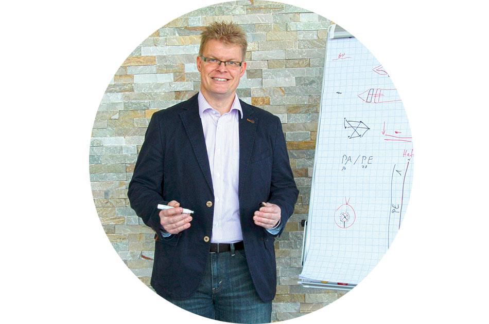 Geschäftsleitung Holger Schmid